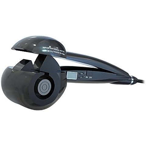 Kosee Beauty Profesional Rizador de Pelo Con la Cerámica Curling Iron Automática Rizador de Pelo Styling Tool Negro (Rizador de