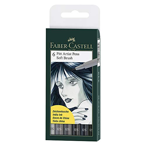 Zoom IMG-1 faber castell penne a inchiostro