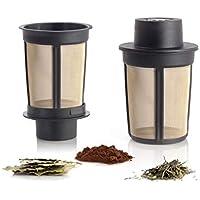 Finum 4214100 - Infusor de té y especias (acero inoxidable, tamaño grande)
