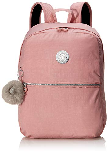 Kipling EMERY - Mochila escolar, 22 liters, Rosa BRIDAL ROSE