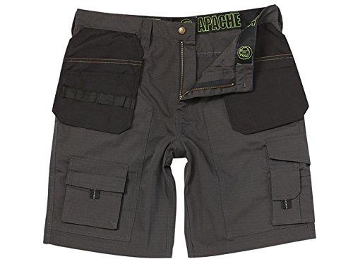 apache-apkht-short-gry-black-34-shorts-34-waist-grey