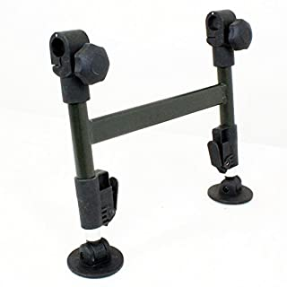 Abode Double Clamp-On Adjustable Bedchair Support Leg