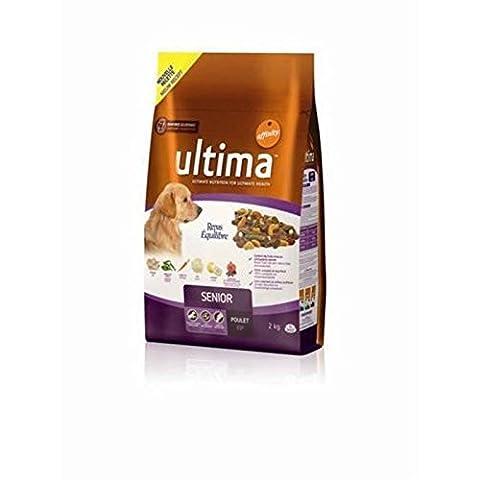 Ultima les repas équilibre senior anti-vieillisement cellulaire 2kg Prix Unitaire - Envoi Rapide Et