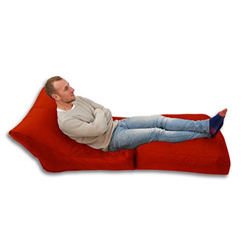 Sitzsack/Sessel, für Innen und Außen, Extra groß, Gaming-Sitz, XXXL, Wetterfest, wasserdicht) - 3