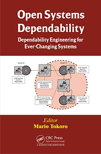 Open Systems Dependability: Dependability Engineering for Ever-Changing Systems (English Edition)