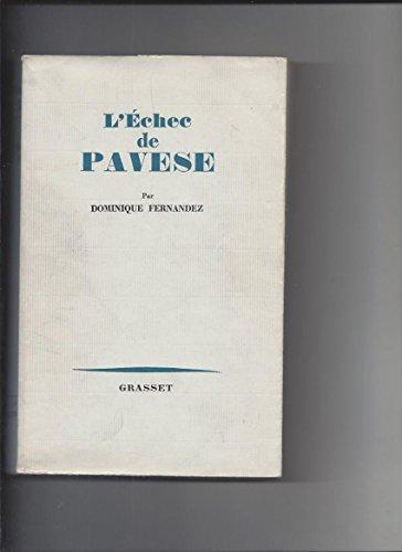 L'Echec de Pavese