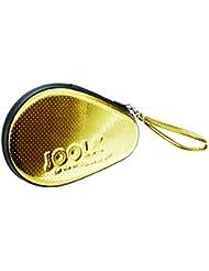 Joola Trox - Funda para raqueta de ping pong dorado
