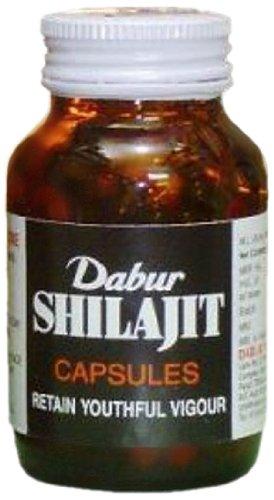 Dabur Shilajit Gold Capsules (30Capsules)