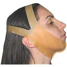 BELMENTO Faja de Látex Mentonera Reductora de Papada, Remedio para los Ronquidos, Banda Antirronquidos - UNISEXO
