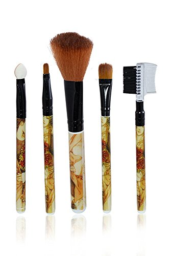 Adbeni Makeup Brush 5in1 Assorted Packing & Color