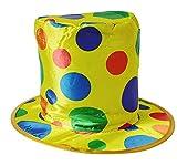 Inception Pro Infinite Modello 2 - Cappello - Clown - Pagliaccio - Saltinbanco - Costume - Travestimento - Carnevale - Halloween - Cosplay - Accessori - Uomo - Donna - Bambini