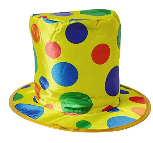Inception pro infinite Modell 2 - Hut Clown Saltinbanco Kostüm Verkleidung Karneval Halloween Cosplay Zubehör Mann Frau Kinder