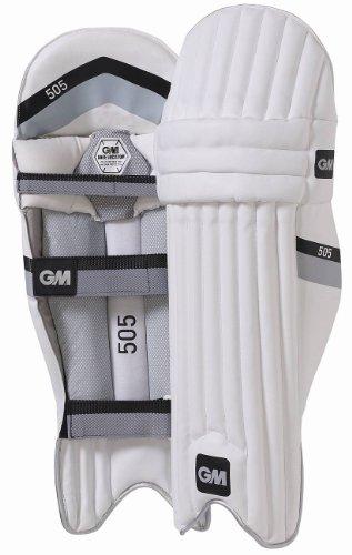 Gunn & Moore Gunn & Moore 505Cricket Batting Pads Batsman Schutz Guard Beinschutz, Mehrfarbig