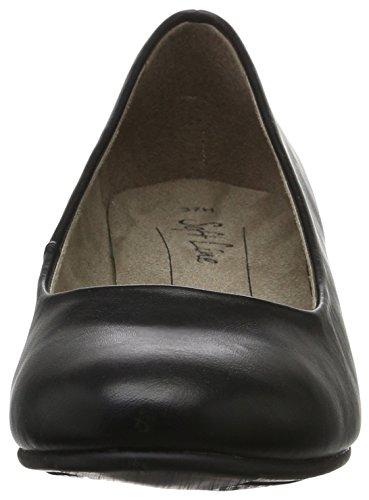 Softline 22360, Scarpe con Tacco Donna Nero (Black 001)