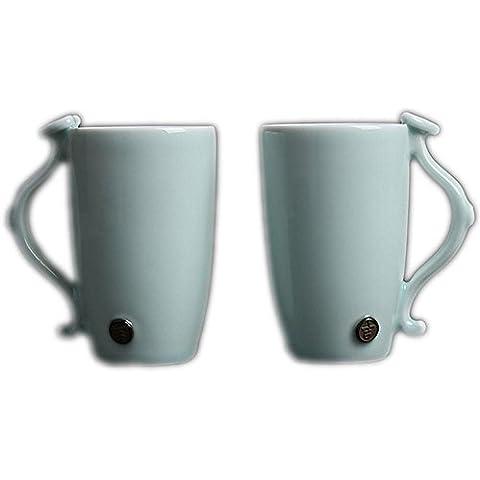 CGHUA Creativa Jingdezhen tazza di ceramica tazza di caffè (1