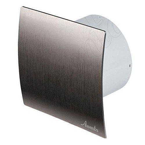 Abluftventilatoren Bad Lüftung (Badezimmer Küche Toilette Wand Lüftung Abluftventilator mit Timer und Feuchtesensor 5