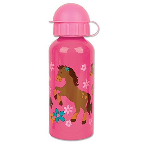 Stainless Steel Water Bottle-Girl Horse