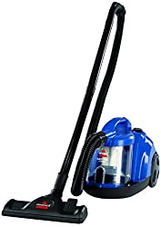 Bissell Easy Cylinder 8661K Bagless Vacuum Cleaner (Blue)