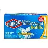 Baguette de désinfection Clorox WC de rechange, 36 Ct avec poignée