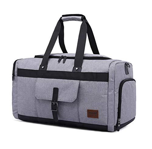 Neu Reisetasche Fitness-Tasche Freizeit Gepäck Große Kapazität Paket Falten Sie die Reisetasche (Dakine Gepäck Set)