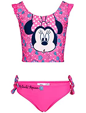 Disney Minnie Chicas Bikini - fucsia