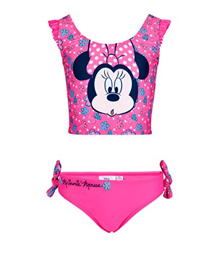 Disney Minnie Chicas Bikini - fucsia - 116
