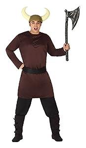 Atosa- Disfraz Hombre Vikingo,, M-L (7410)