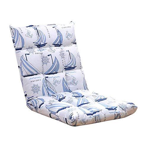 Willsego seduta da gioco per sedie da gioco seggiolone regolabile seggiolino per sedersi lounge pigro piccolo divano home meditazione (colore : -, dimensione : -)