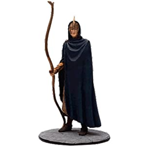 Lord of the Rings Señor de los Anillos Figurine Collection Nº 102 Galadhrim Archer 7