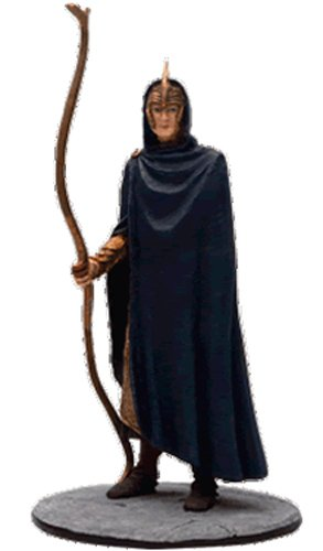 Lord of the Rings Señor de los Anillos Figurine Collection Nº 102 Galadhrim Archer 1