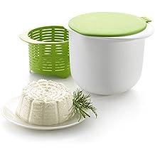 Microondas queso eléctrica, alta calidad Herramienta de bricolaje de postre queso fresco de plástico para repostería hacer con manual
