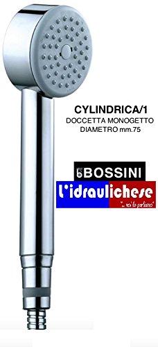 DOCCETTA CROMATA BOSSINI CYLINDRICA/1 MONOGETTO DIAMETRO