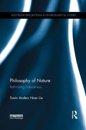 Philosophy of Nature: Rethinking naturalness
