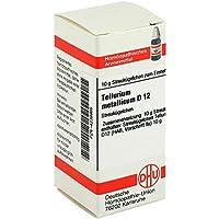 TELLURIUM metallicum D 12 Globuli 10 g Globuli preisvergleich bei billige-tabletten.eu