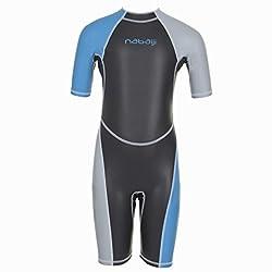 Nabaiji Male Swimming Kloupi-Boy-Blue Age 8