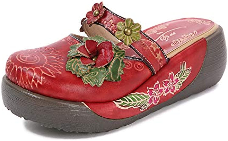 Fuxitoggo Fuxitoggo Fuxitoggo Scarpe (Coloreee   Rosso, Dimensione   EU 39) | promozione  | Maschio/Ragazze Scarpa  4e2851