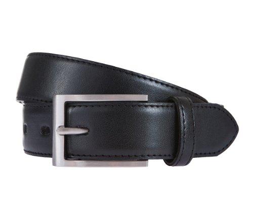 LLOYD Leder-Gürtel 2583/05 schwarz, Länge:120 cm