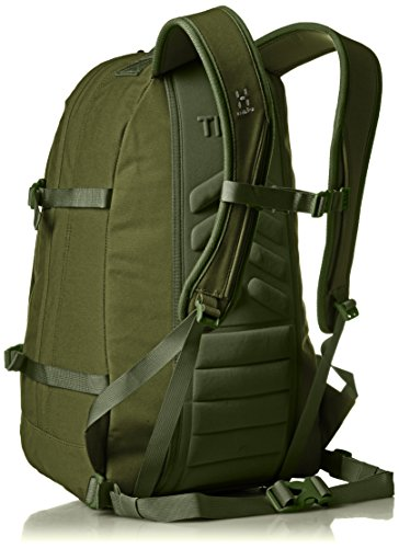 Haglofs Tight Rugged 15in Laptop Backpack Juniper