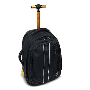 trolley rucksack runway 33 von outdoorer idealer handgep ck rucksack mit rollen. Black Bedroom Furniture Sets. Home Design Ideas