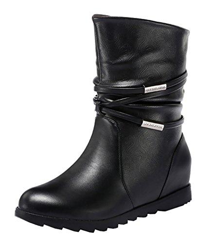 gheaven-womens-flat-sole-mid-heel-inner-elevator-short-martin-boot-size-38-eu-black