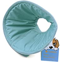 Molie Elizabethan Comfy Cone Pet Dog Soft Surgery Recovery Collar Healing Neck Protection