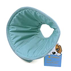 Taonmeisu Cotton Elizabethan Recovery Collars Cone Collars Wound Healing Remedy Recovery Protective For Pet Dog Cat