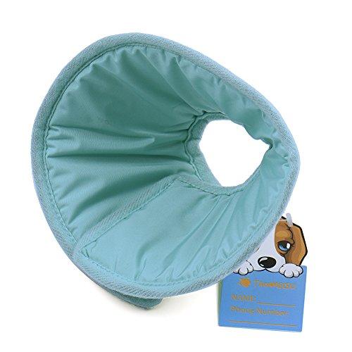 TAONMEISU Halskrause/Halskragen für Haustiere, Wundheilung, Schutz für Hunde und Katzen aus Baumwolle