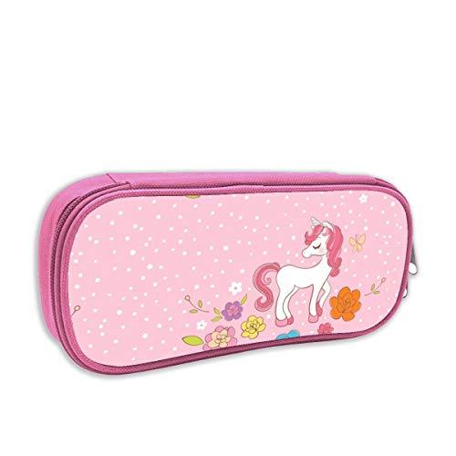astuccio per bambini portatutto,Sweet Magical Unicorns, rosa