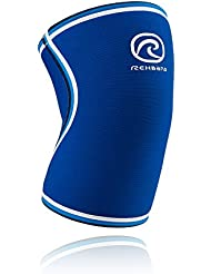 Rehband 7084 rodillera - Rodilleras (Azul, Neopreno)
