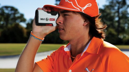 Bushnell Tour V3 Jolt Laser RangeFinder with Pinseeker Technology White