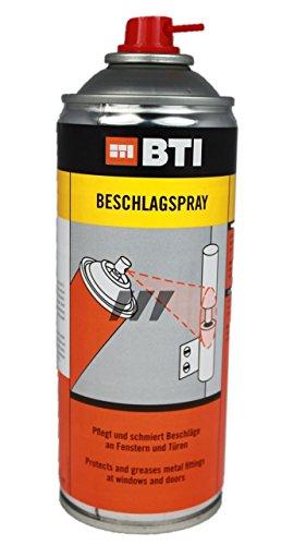 BTI Beschlagspray 400 ml Spraydose / Wartungspray / Fensteröl