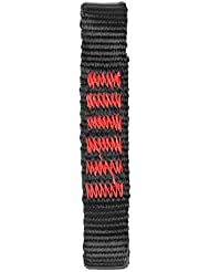 Salewa Quickdraw Sling Nylon - Anillo de cinta, color negro, 190 mm