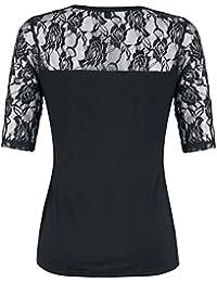 a96bbdc5f49424 Suchergebnis auf Amazon.de für: Gothic-Oberteil - Tops, T-Shirts & Blusen /  Damen: Bekleidung