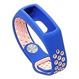 POJIETT Correa de Silicona para Huawei Honor Band 4 Correa de Muñeca Reloj Pulsera Actividad Inteligente Brazalete Deportivo Reloj Correa de Reemplazo Wristband Correa de Repuesto Watch Band
